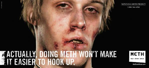 Teen meth use